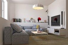 Maura/ Nannestad: 4 prosjekterte eneboliger. 4 soverom, 2 bad, loftstue, carport. Sentralt og barnevennlig