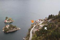 """Søgne / Røsstad - Sikre deg """"Utsikten"""" ved Trysfjorden. Nyere garasje, samt båtplass."""