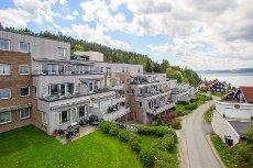 Bjørnemyr - Nesodden Terrasse - Flott leilighet i idyllisk område. Panoramautsikt!