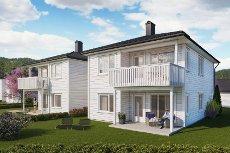 Skaiå / Iveland - 12 prosjekterte 3-roms leiligheter. Leveres nøkkelferdig med god standard!
