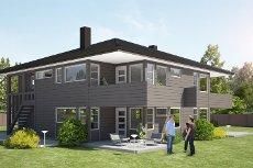 Helgeroa - Torpeåsen - 4-roms leiligheter med balkong/terrasse - 3 solgt