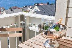 IKENBERGET - LEILIGHET - Nydelig leilighet med fantastisk utsikt!