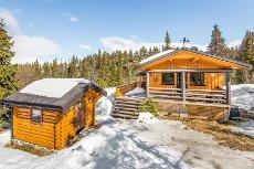 Ringebufjellet - Velholdt og pen hytte i attraktivt hytteområde!