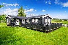KAMBEN - GOLSFJELLET - Flott hytte med stabbur