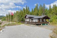 VISNING LØRDAG 05.09 KL 13.00 - 14.00 Moderne hytte ved Toskjærvannet