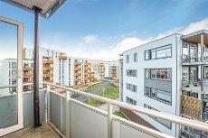Strandkanten - Pen og sentral 2-roms andelsleilighet med balkong