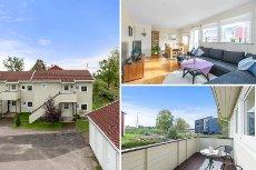 Ekeberghagen 2 B - Flott og lettstelt selveierleilighet i attraktivt område.