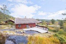 Eikerapen-hytte/eiertomt - Solrik eiertomt ved friområde. Kort vei til alpinanlegg