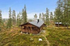 Fagerfjell - Holmevann - Solrikt bel. med vann / avløp, nær Fagerfjell skisenter