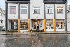 MONTYGÅRDEN I SVOLVÆR: Stort bygg i sentrum med store muligheter
