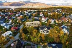 Maristuen - 4 moderne boliger på toppen av Tromsøya med med hybel og garasje