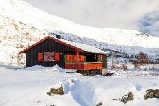 Hemsedalsfjellet Vest - Velholdt hytte ved Breistølen. Vill natur og flotte turområder i umiddelbar nærhet.
