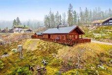 FULUFJELLET - Nyere hytte i naturskjønne omgivelser-3 sov+hems-2 bad-