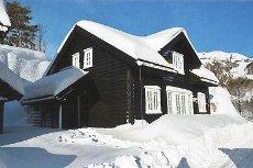 Hovden / Hovdenut - Nyere innholdsrik hytte rett ved alpinanlegget.
