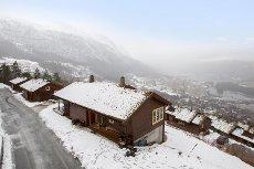 Voss / Bavallen - Voss Resort - Meget pen del av tomannsbolig med områdets beste beliggenhet.