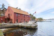 Tysvær - Borgøy Fritidsleilighet på bryggekanten - Idyllisk beliggenhet