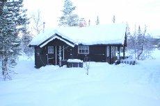 Fiplingdal/Simskaret -Koselig hytte med badehus/badestue og vedbod