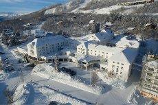 Fritidsleilighet beliggende i attraktive Dr. Holms Hotel