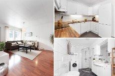 Norheimsund - Moderne leilighet med livsløpstandard.