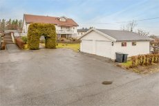 Nordby/Vinterbro/ Ås - Familiebolig på stor tomt med dobbel garasje. Meget barnevennlig og attraktivt boligområde