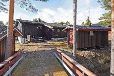 Torsnes - Hytte med gode solforhold og båtplass