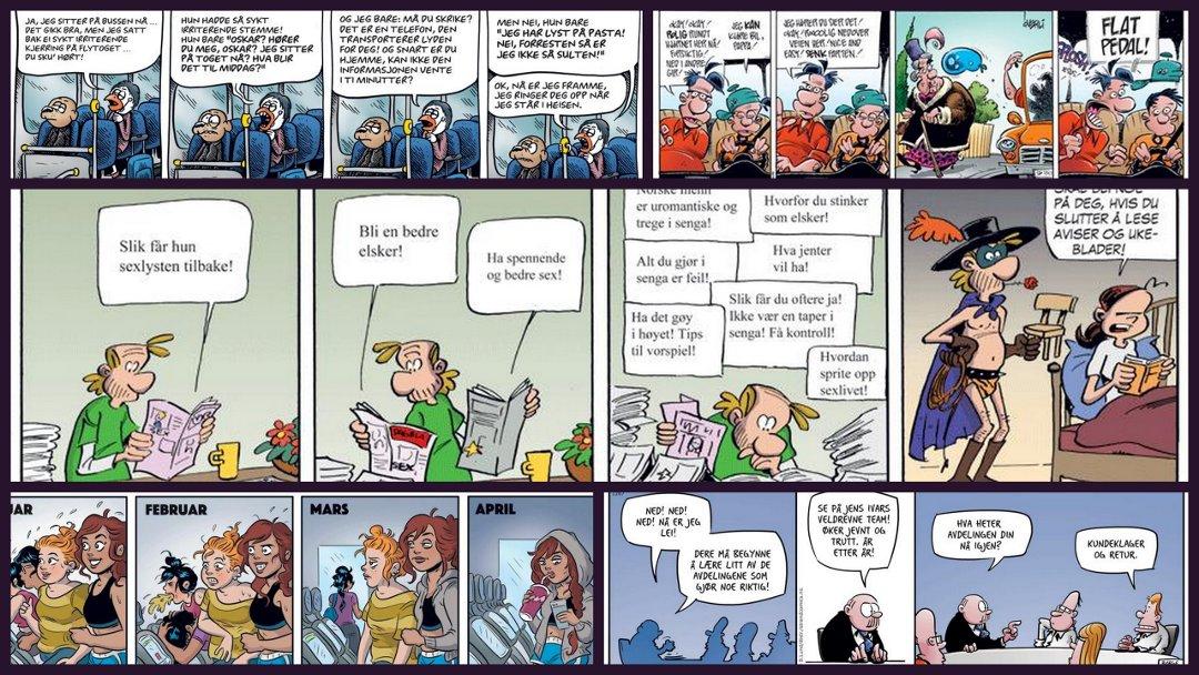 escort i norge morsomme tegneserier