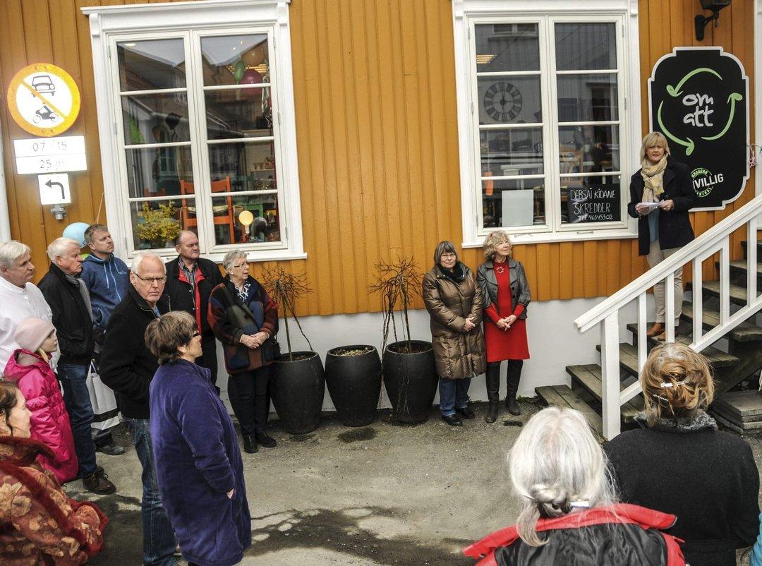 møteplass Kragerø