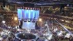 SHOW: Slik så det ut i O2 arena under arrangementet «Lyconet Elite Seminar» i Praha i mai i år.SKJERMDUMP: YOUTUBE