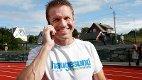 Haugesund 3008 2014 Sprint Haugesund triatlon 2014: Generalen Kurt Misje Foto: Alfred Aase