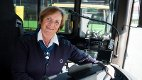 26092017: Tone-Karin Urdal, sjåfør Kolumbus, stortrives i jobben