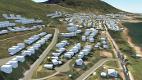 STOR UTBYGGING: Om hele feltet bygges ut vil Skjelnan bli en betydelig bydel i Tromsø.
