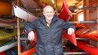 HAVPADLESENTER: Eyvind Bjørnstad er leder i Havpadlerne Færder, som med tiden har blitt 400 medlemmer sterke.