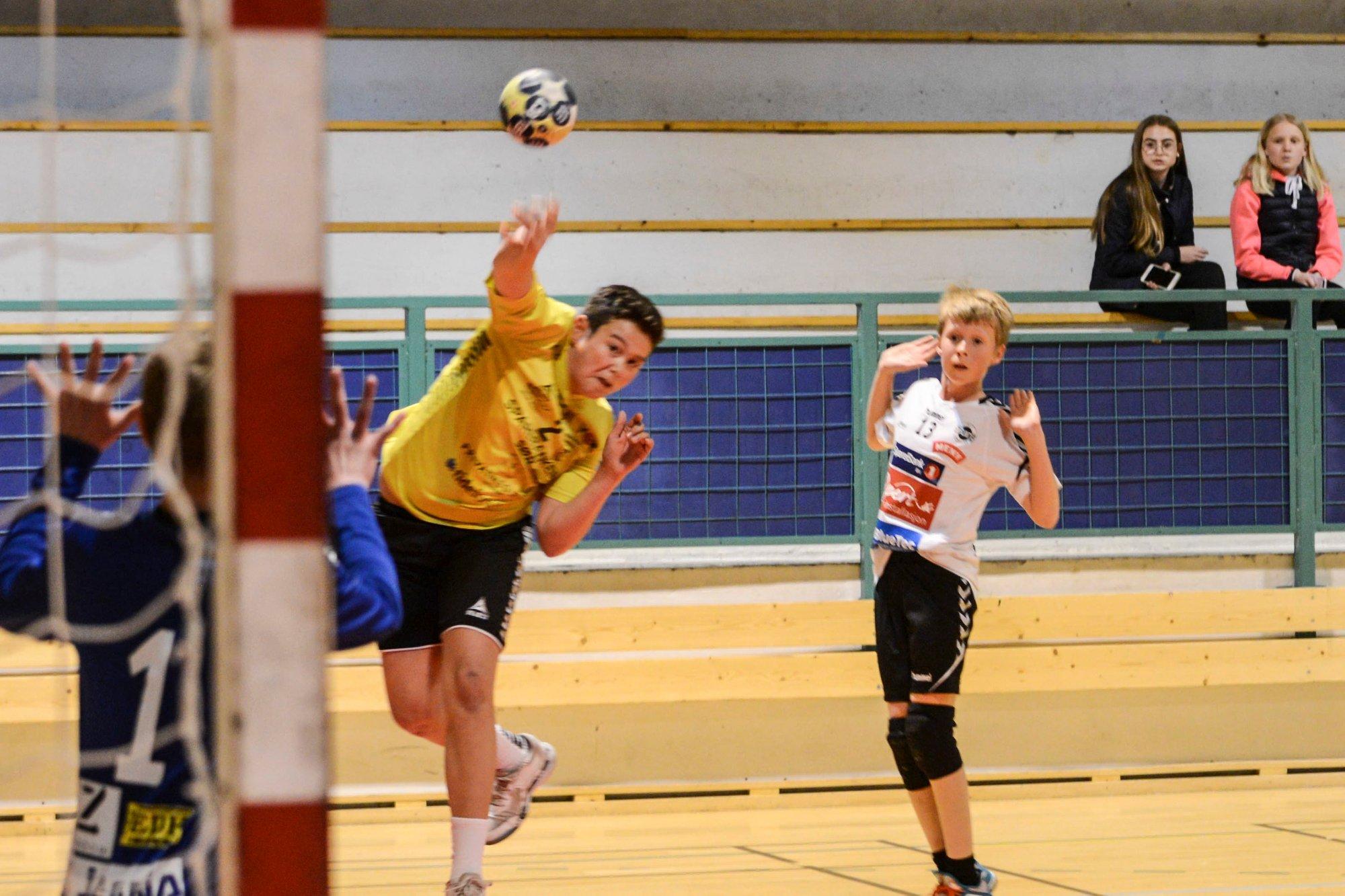 fb4ea64d Kragerø Blad Vestmar - Kragerøs 12-åringer til topps i Region Sør-cup i  håndball