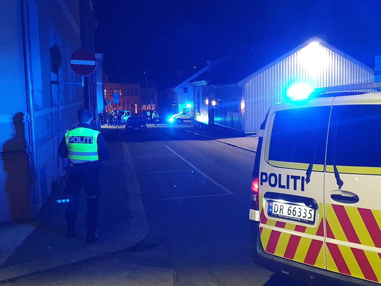 (+) Død person funnet i Halden – en person pågrepet