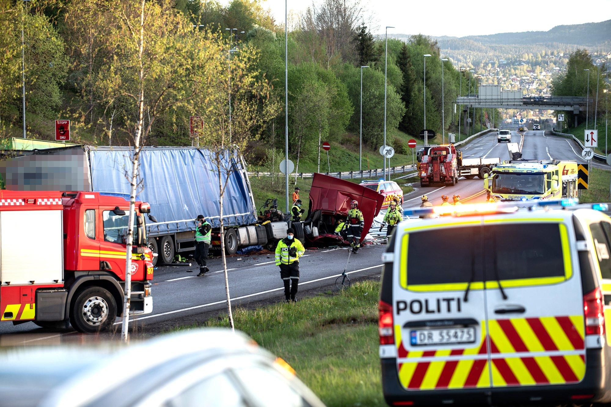 (+) Ordfører vil ta grep etter voldsom dødsulykke: – En tragisk hendelse