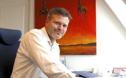 Marius Reikerås (44) er dømt for brudd på domstolloven. Han ble frattatt advokatbevillingen i 2009. Bildet er tatt i en annen sammenheng. Arkivfoto: Jan Gunnar Kolstad