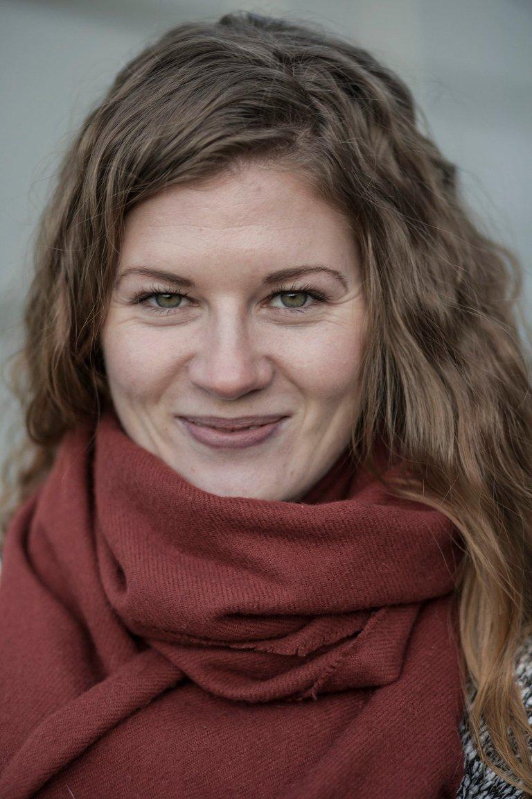 Rita Iren Hestad (27), Førde. Praktikant på Nynorsk Avissenter.