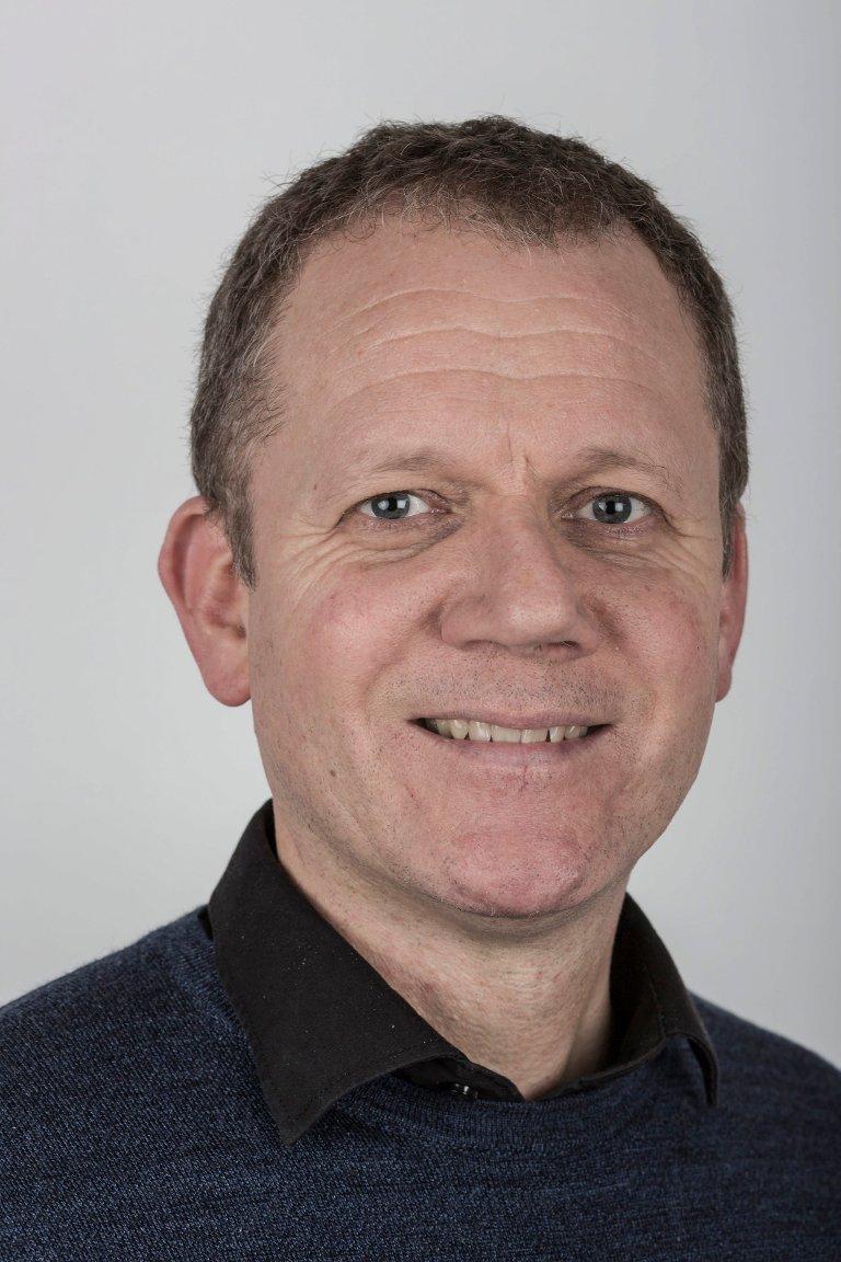 Trond Jan Grimeland (53), Førde. Nyheitsredaktør.