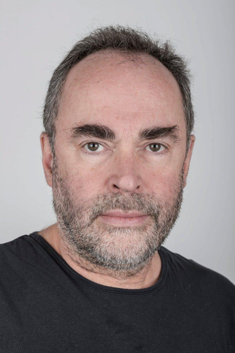 Geir Ivar L. Ramsli (58), Kyrkjebø i Høyanger. Journalist.