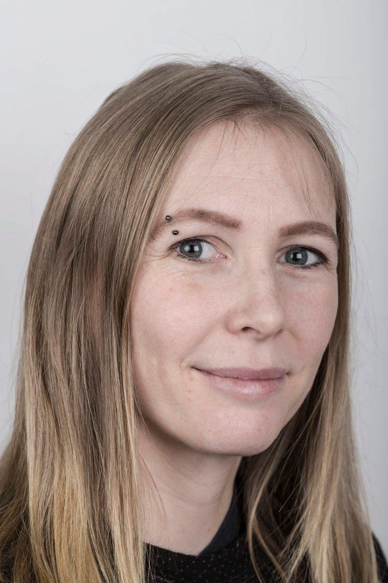 Sissel Iren Skjerdal (34), frå Hestnesnøyra i Gloppen, bur i Førde. Journalist.