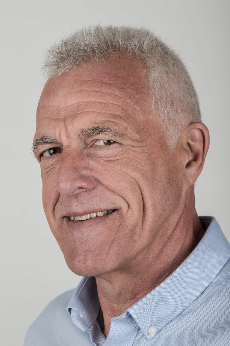 Tom Farsund (63), Førde. Dagleg leiar Findriv.