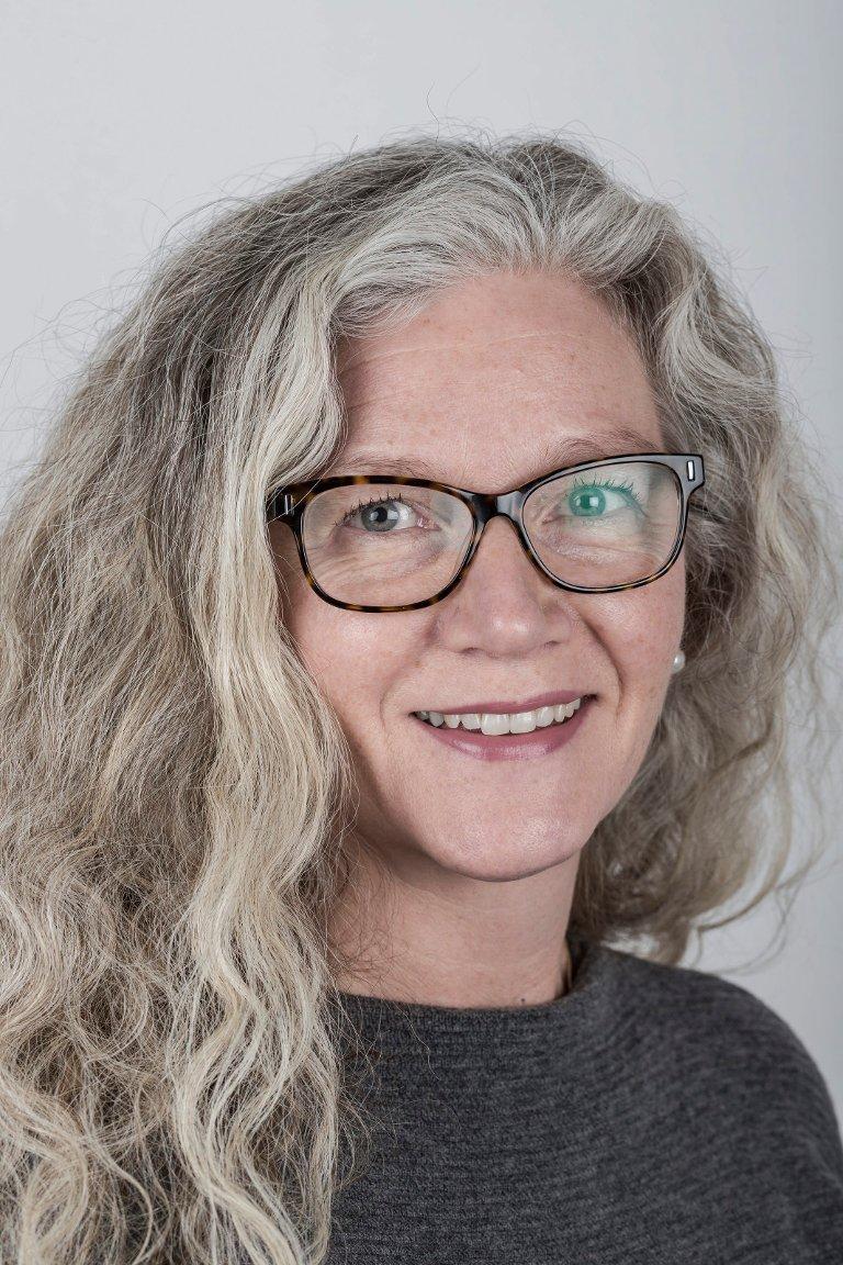 Kristin Gjelsvik (45), Førde. Senior designer i Findriv.