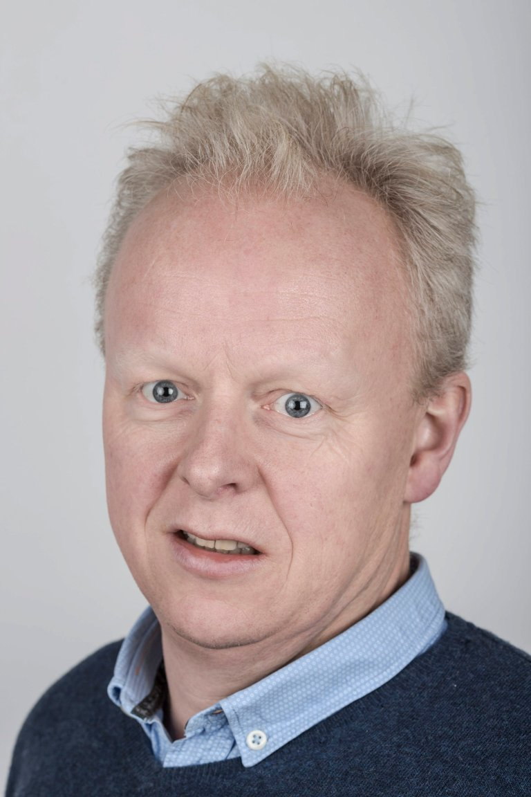 Frode Bruland (50), Førde. Distriktssjef Sogn og Fjordane distribusjon.