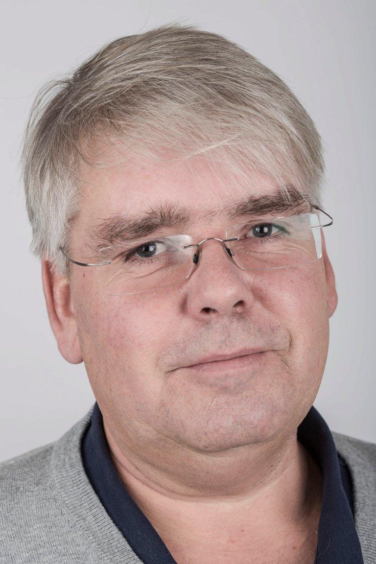 Sander Ødelien (51), Florø. Marknadsleiar i Firda og Firdaposten.