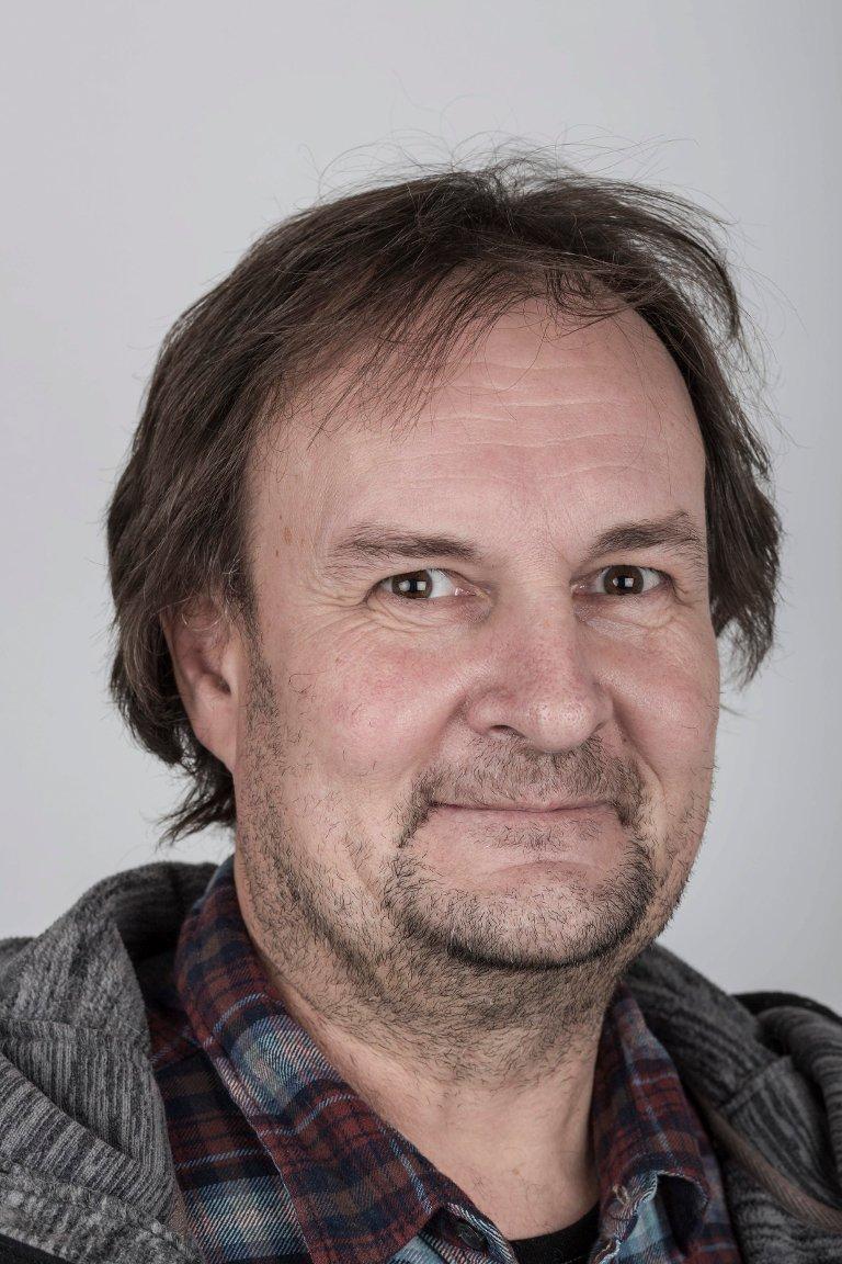 Jan Helge Rivedal (47), Førde. Trykkar.