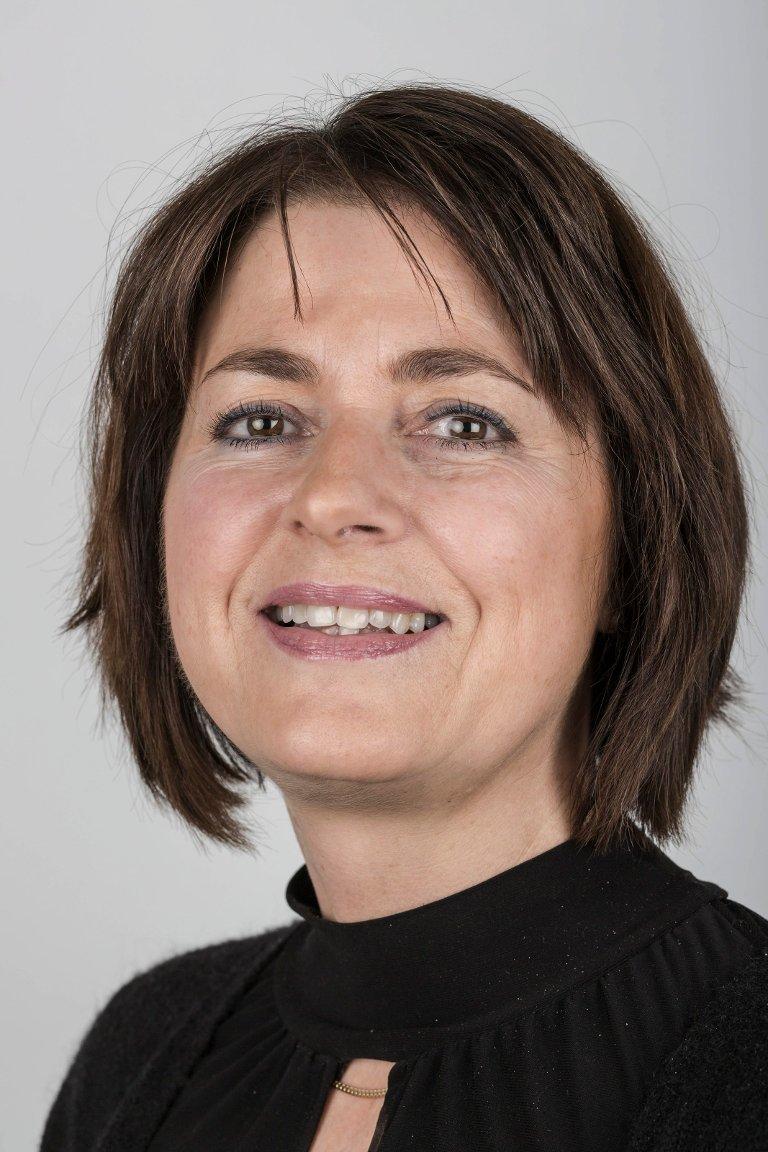 Anne Hilde Håland (53), Førde. KAM (key account manager) Amedia Vest.