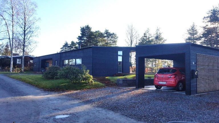 STRUPEVEIEN 16: Halden kommunes byggeskikkpris 2017.