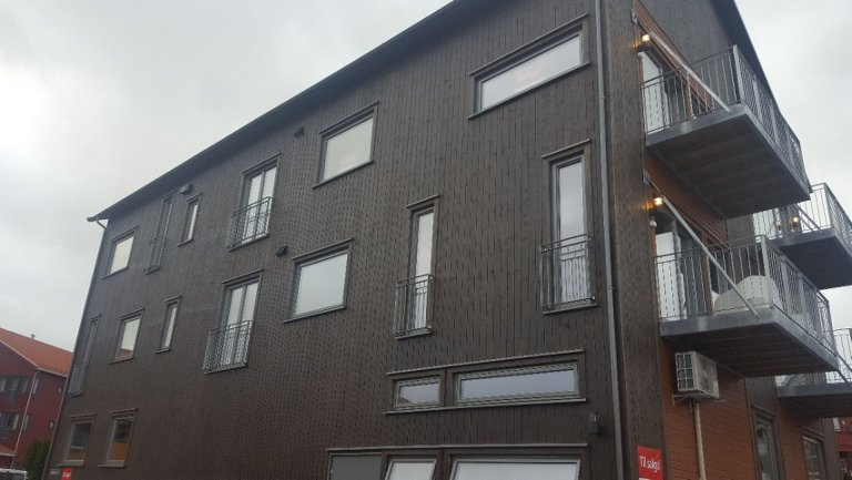 KIELLANDSGATE 2: Halden kommunes byggeskikkpris 2017.