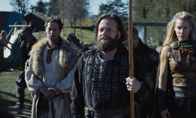 Halden kommune ønsker å legge til rette for innspilling av Vikingane sesong 3 i Halden. Kommunen har bevilget én million kroner.