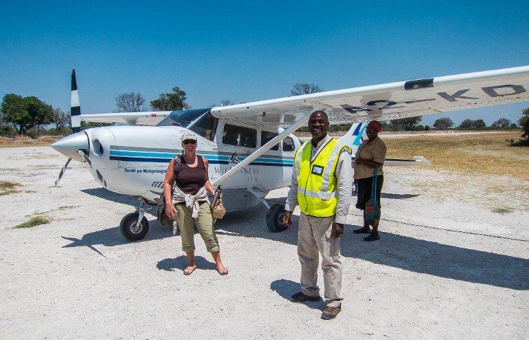 SKREDDERSYDDE REISER: En skreddersydd reise innebærer at kunden selv bestemmer avreisedato, budsjett og ønsker om innhold. Å fly over det store deltaet i Botswana på senvinteren er en stor opplevelse for veldig mange turister.